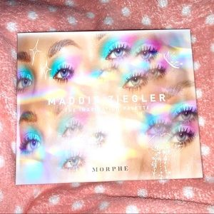 Morphe x Maddie Ziegler eyeshadow palette